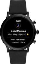 Fossil Carlyle Gen 5  FTW4025 - Smartwatch - Zwart