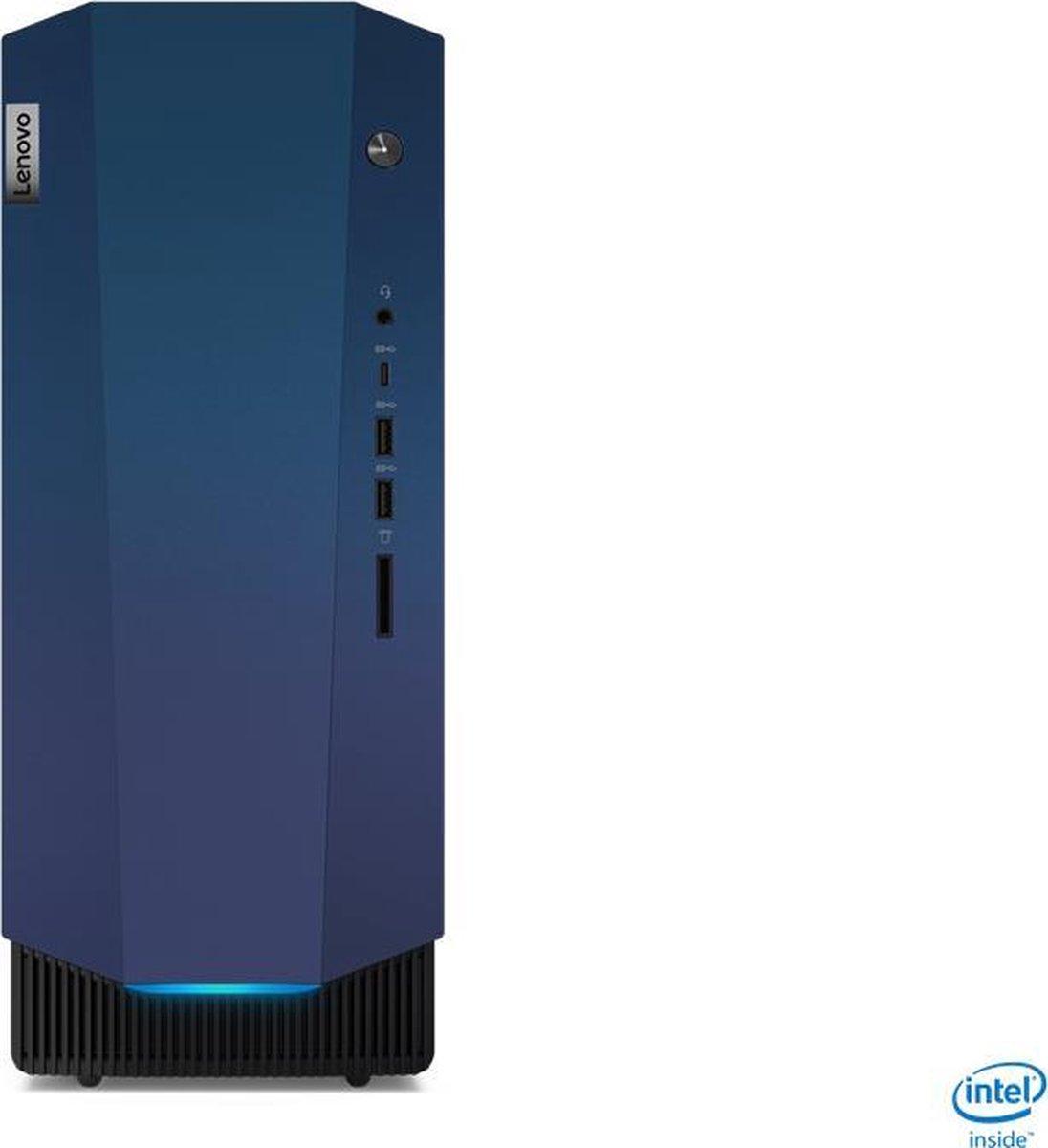 Lenovo IdeaCentre G5 14IMB05 90N900C9MH - Intel Core i5 (10th Gen) - 16 GB - 512 GB SSD - RTX 2060 -