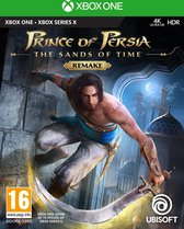 Prince of Persia: The Sands of Time Remake - Xbox One + Xbox Series X