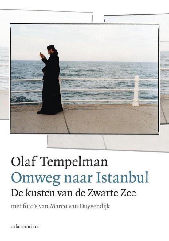 Cover van het boek 'Omweg naar Istanbul'