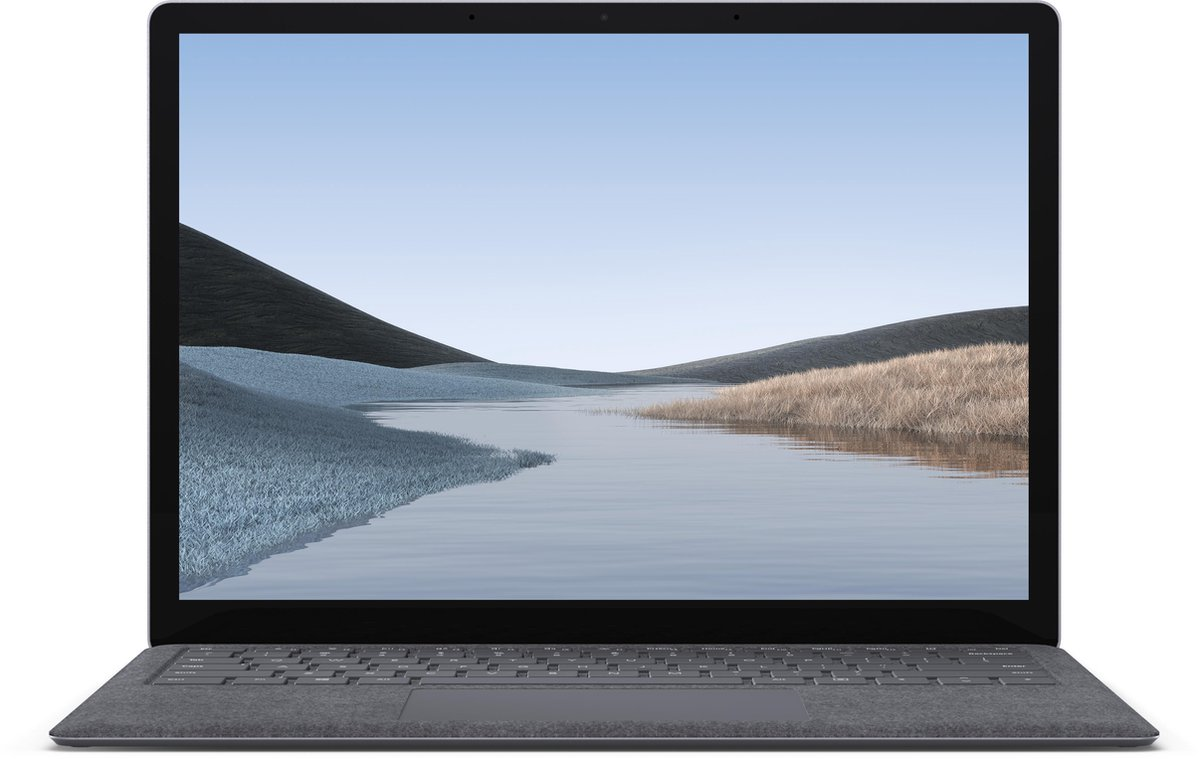 Microsoft Surface Laptop 3 – i5 – 8 GB – 256 GB – Platinum- 13.5 inch – Azerty