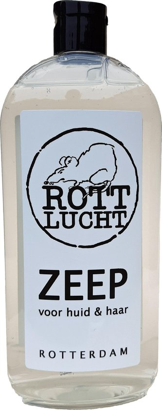 Rottlucht Zeep - Hair & Bodywash - 500ml - heren