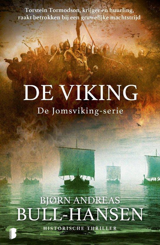 Boek cover De Viking van Bjørn Andreas Bull-Hansen (Onbekend)