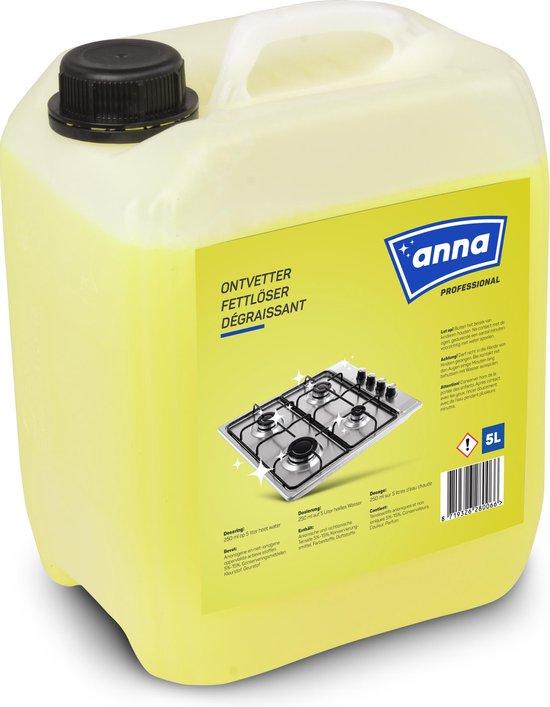 ANNA Professional - keuken ontvetter - 5 liter