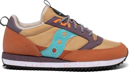 Saucony Sneakers - Maat 44.5 - Mannen - oranje - paars - blauw
