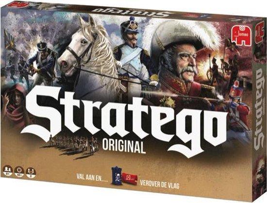 Afbeelding van het spel Jumbo - Stratego Original