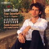 Piano Concertos Nos 3 - 5