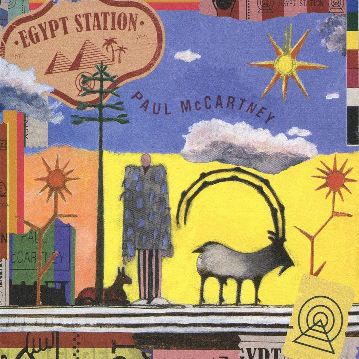 Egypt Station (Limited Edition) (LP) - Paul McCartney