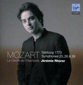 Symphonies No. 25, 26 & 29
