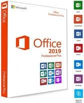 Microsoft Office 2019 Professional Plus (USB stick met licentie)
