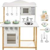 Mamabrum Houten Speelgoed Keuken MINI-MAXI - Kinderkeuken