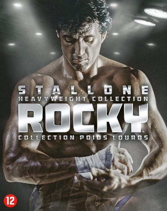 Rocky Complete Collectie