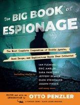 Omslag The Big Book of Espionage