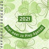 Afbeelding van Niet meer zo PIEP agenda 2021   (Senioren & Ouderen Agenda)    nr.2 EFFEN