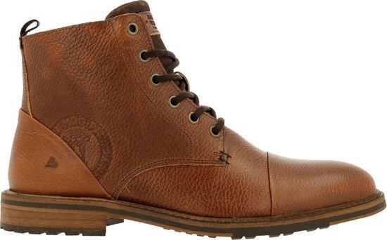 Bullboxer 652K50575A Ankle Boot Men Tan/Cognac 41