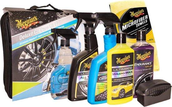 Meguiars Deluxe Car Care Kit V2