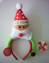 Decoris Kerstman Haarband - One Size