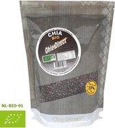 1kg Biogisch chiazaad - prijs incl verzendkosten