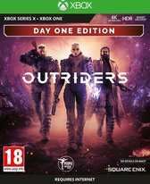 Outriders - Day One Edition -  Xbox One & Xbox Series X