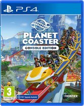 Planet Coaster - Console Edition - PS4