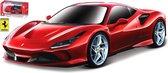 Bburago Ferrari F8 TRIBUTO 1:43 modelauto schaalmodel