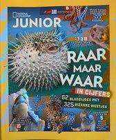 National Geographic Junior - Raar maar waar in cijfers