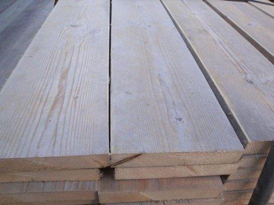 Steigerhouten plank, Steigerplank 100cm (2x geschuurd) | Steigerhout Wandplank | Steigerplanken | Landelijk | Industrieel | Loft | Hout |