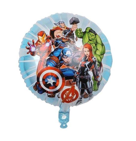 ballon Marvel , folieballon 40 cm kindercrea