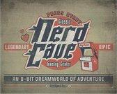 Wandbord - Classic Nerd Cave Gaming Center - Multi