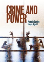 Omslag Crime and Power