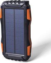 20.000 mAh Solar Powerbank