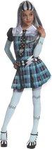 Monster High Childrens/Kids Frankie Stein Costume (Multicoloured)