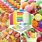 Kleurstof Bakken Complete Set 12 pcs - Food Colouring - Kleurstof Eetbaar - Voedselkleurstof - Food Color - Kleurstof Voeding - Kleurstof voor Taarten en Macarons en nog veel meer!