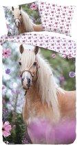 Paarden Dekbedovertrek Fleur
