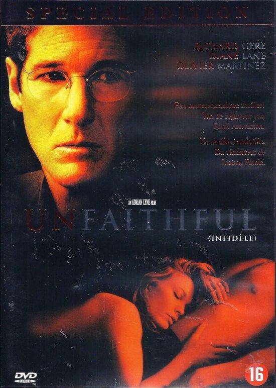 Cover van de film 'Unfaithful'