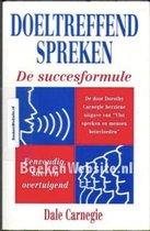 Boek cover Doeltreffend Spreken / Druk Her van D. Carnegie