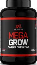 XXL Nutrition Mega Grow - Post Workout met Creatine - Sinaasappel 2000 gram