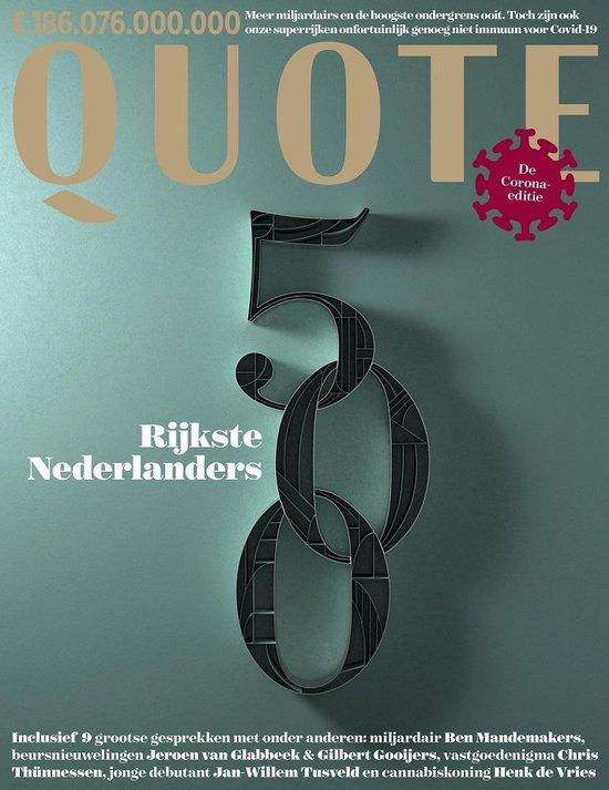 QUOTE 500 - Magazine