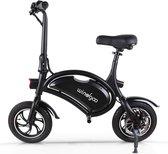 Windgoo B3 Mini-scooter Opvouwbare fiets - Zwart