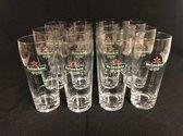 Heineken bier fluitje fluutje doos 12x22cl bierglas glas glazen bierglazen bierfluitje