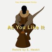 As You Like It Retold by E. Nesbit