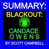 Boek cover SUMMARY: BLACKOUT: CANDACE OWENS van Scott Campbell