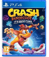 Crash Bandicoot 4: It's About Time! - PS4
