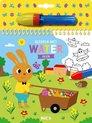 Afbeelding van het spelletje Kleuren met water - Pasen