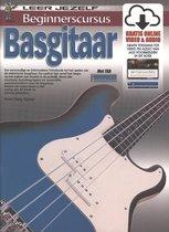 Beginnerscursus Basgitaar - Boek + Online Video & Audio