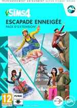 Les Sims 4: Escapade Enneigee -  Expansion Pack - Windows + MAC - Code in a Box