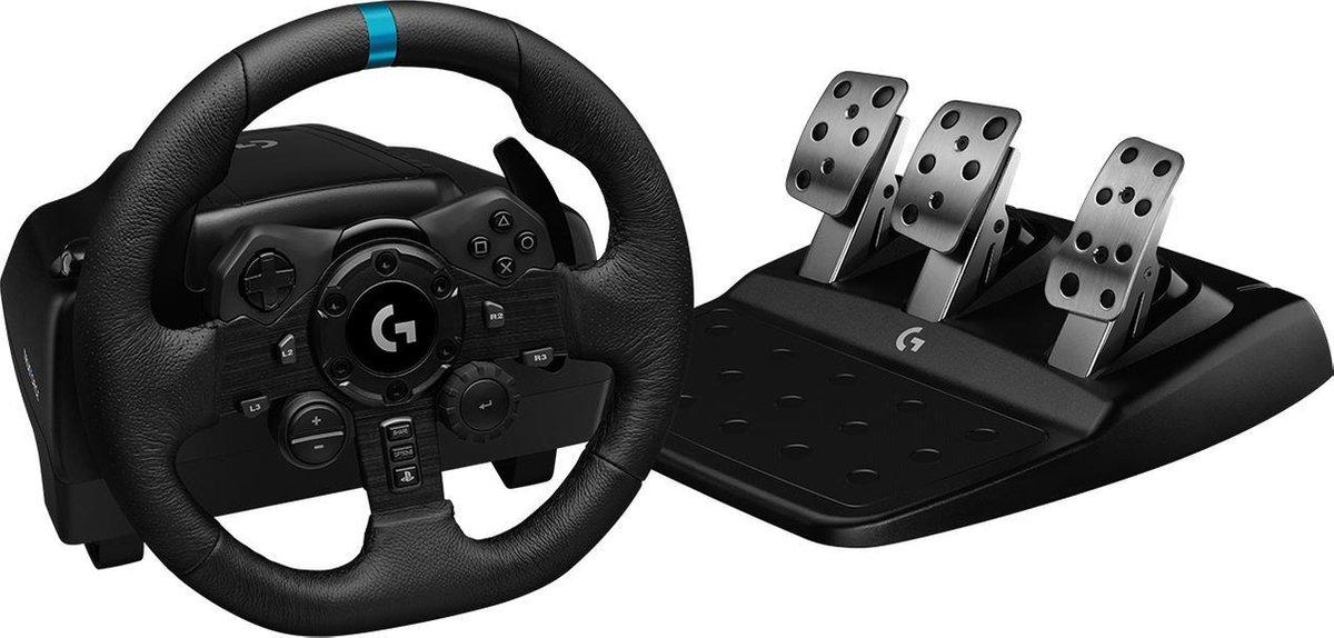 Logitech G923 TRUEFORCE Racestuur en pedalen -  PlayStation 5, PlayStation 4 & PC