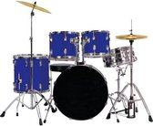 GNG BATT2BL 5 drum akoestische drum - Blauw