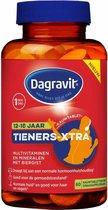 Dagravit Tieners-Xtra 12-16 jaar - Multivitamine - Sinaasappelsmaak - 60 tabletten