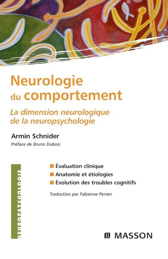 Boek cover Neurologie du comportement van Armin Schnider (Onbekend)